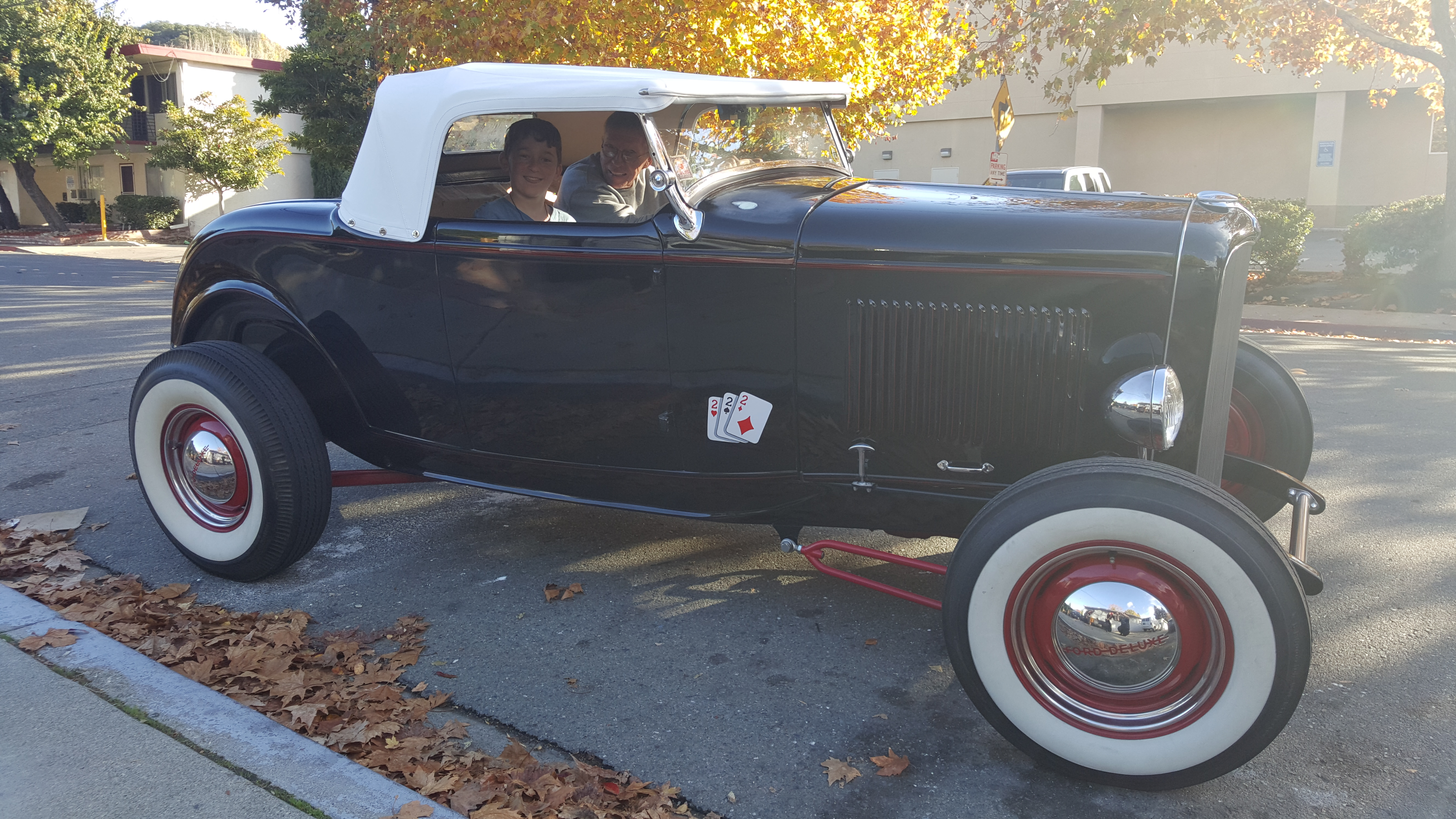 1932 Ford Roadster Deuce Coupe