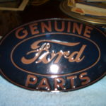 Ford Plaque