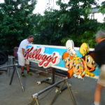 Kellogg's Neon Sign